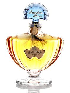 Guerlain Shalimar Parfum:  This irresistably sensual fragrance combines bergamont, iris, vanilla and exotic amber in the world-renowned parfum of romance. Packaged in a classic art deco crystal bottle. Imported from France.    DUE TO HIGH DEMAND, A CUSTOMER MAY ORDER NO MORE THAN 6 UNITS OF THIS ITEM EVERY THIRTY DAYS.