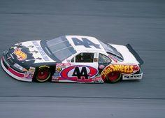 Kyle Petty, Hot Wheels/Blues Brothers 2000 Movie. Ran this paint scheme in 1998 season at the Daytona 500