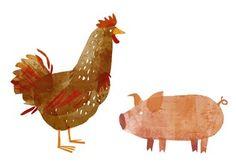 Jon Klassen's illustrations