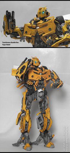 Transformer BumbleBee Paper Model