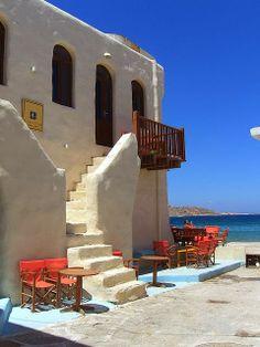 Paros, Greece   #Architecture