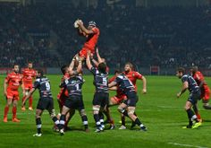 Match Stade toulousain - CA Brive 12 avril 2014 © Karine Lhémon #visiteztoulouse #toulouse #rugby