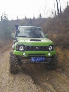 Suzuki Jimny Jimny 4x4, Jimny Suzuki, Best 4x4, First Car, Dream Garage, Rav4, Cars And Motorcycles, Offroad, Dream Cars