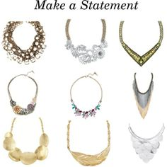 Make a statement with Chloe and Isabel necklaces!