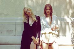 The Virgin Bride - Stone Cold Fox S/S 2013 collection