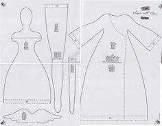 tilda doll pattern free - Buscar con Google