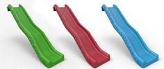 Escorregador em fibra para brinquedo. Projeto Notus Design Cliente: IMA Playground Ano: 2009