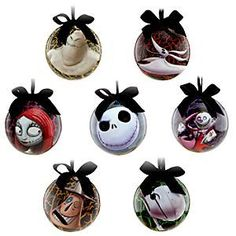 round disney labels for ornaments - Google Search