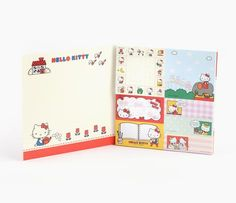 Hello Kitty Sticky Notes Booklet: Favorites