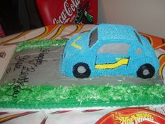 Funny Car Cake cakes Pinterest Car cakes Cake and Sugaring