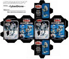 Mini Snake Mountain Toy Box by CyberDrone on deviantART