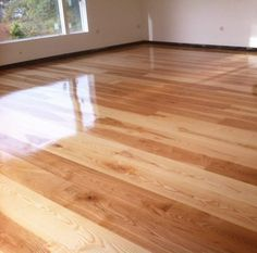 American White Ash Flooring