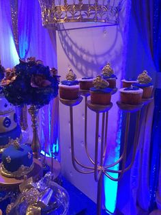 Lenni U's Birthday / Royal prince - Photo Gallery at Catch My Party Royal King, Royal Prince, Birthday Party Decorations, Birthday Parties, Prince Birthday Theme, Beauty And The Beast Theme, Royal Baby Showers, Party Tables, 17th Birthday
