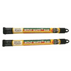 Cando Mini Wate Bar Pair, 14 inch Length, Multicolor