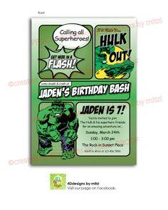 3f0056c181723ec1f989c005015ff85f hulk hulk hulk avengers free printable incredible hulk birthday invitation comics super,Hulk Birthday Invitations