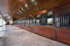 stalls, Two Swans Ranch, Wellington, Florida