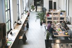 Likebirds-coworking-space