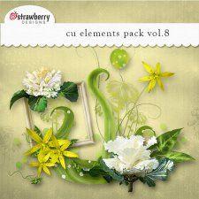 Commercial Use Elements Vol.8 #CUdigitals cudigitals.comcu commercialdigitalscrapscrapbookgraphics