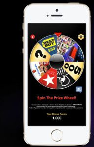 "Contest ~ Enter to Win ""Cool"" Prizes with the ""Prize Wheel App"" your Android or Apple Phone! - Fru-Gals"
