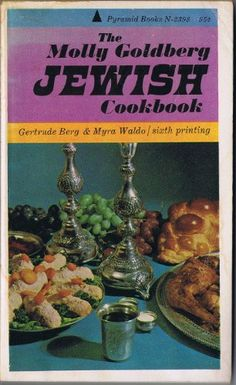 The Molly Goldberg Jewish cookbook *** To view further for this item, visit the image link.