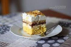 Ciasto Duma Teściowej Duma, Vanilla Cake, Tiramisu, Cheesecake, Food And Drink, Pie, Cookies, Ethnic Recipes, Desserts