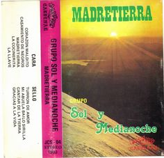La Caverna Musical: Sol y Medianoche - Madretierra (Chile,1982) Musical, Chile, Books, Cave, Midnight Sun, Rock Bands, Stamps, Libros, Book