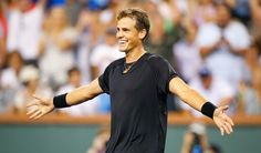Vasek Pospisil defeats Andy Murray in straight sets at BNP Paribas Open in Indian Wells
