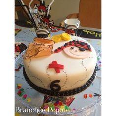 A L'abordage, gâteau pirate | Branchée Popote