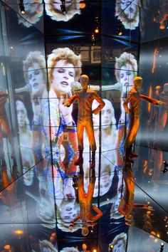 David Bowie Exhibition |  The V & A (23rd Mar - 11th Aug 2013)