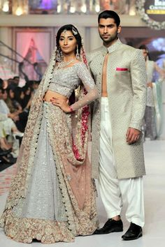 Zainab Chottani Dresses Bridal Couture Week 2015 Images