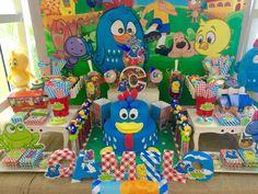 Galinha Pintadinha / Gallina Pintadita  Birthday Party Ideas   Photo 1 of 15