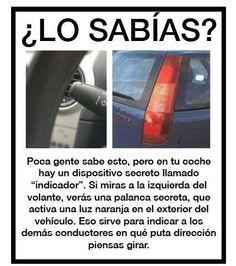 Palanca secreta en los autos