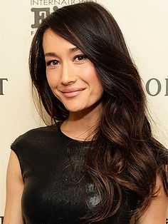 15 Shades of Brown Hair That Are Anything But Blah From the coolest chestnut to the deepest mahogany, these stars show how to unleash your inner brunette bombshell - Maggie Q