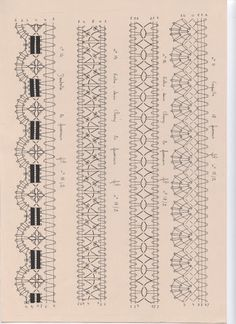 catalogue nivel 1 - maria ruiz - Веб-альбомы Picasa Hairpin Lace Crochet, Bobbin Lacemaking, Old Pillows, Bobbin Lace Patterns, Lace Heart, Hand Embroidery Stitches, Lace Border, Needle Lace, Heirloom Sewing