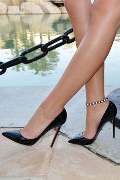 heelsland: More pictures of hot girls in tight dresses, lingerie, sexy outfits … and always wearing high heels : CLICK HERE ! Chaque jour, des dizaines d'images de femmes sexy en robes courtes, mini jupes et dessous coquins vous attendent sur Heels Land … et nos modèles ne quittent jamais leurs talons aiguilles ! Si vous aimez les escarpins et les talons hauts, venez sur HEELS LAND ! #hothighheelssexyoutfits #hothighheelstightdresses