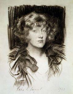 John Singer Sargent sketches