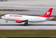 Photo of XA-EMX - Boeing 737-375(SF) - Estafeta Carga Aérea