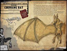 Coursing Bat - Doskvol- Blades in the Dark