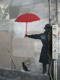 Banksy, Protect the small.