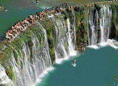 Saltos del Bierge, en la zona prepirenaica (Sierra de Guara) 12 lugares curiosos de Aragón que tal vez desconocías. - Página 2 - ForoCoches