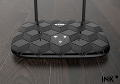 D-Link Router on Behance