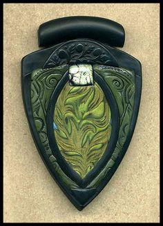 Polydogz Designs :: Polymer Jewelry :: img580