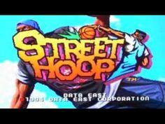 119.- Street Hoop y Hoops 96 - M.A.M.E.- Emulytizo