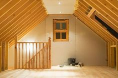 How to Create Extra Living Space in Your Attic | DoItYourself.com