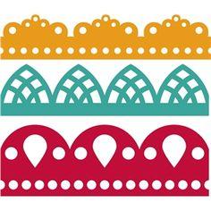 Silhouette Design Store - Search Designs : borders lori witlock