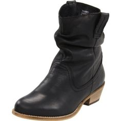 I saw these on Betsey in brown one day at the store and ran out to get them immediately in black!
