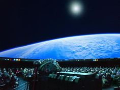 ~ The Hayden Planetarium, part of the Museum of Natural History.  After a disappointing visit to a so-called planetarium in Washington, D.C., it pales in comparison to this. a REAL planetarium! ~