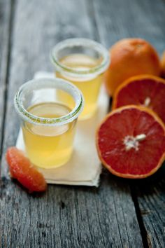 Pompelmocello: A Celebration of Grapefruit, Spiked  How to make your own pompelmocello (or grapefruit limoncello) using seasonal grapefruits and Everclear. Start now, drink later.