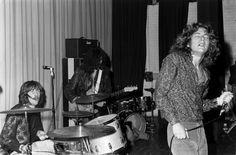 Bonham, Page & Plant,  Denmark 1969
