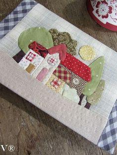 House mug rug